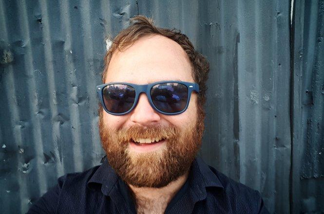 Adam Schrader headshot