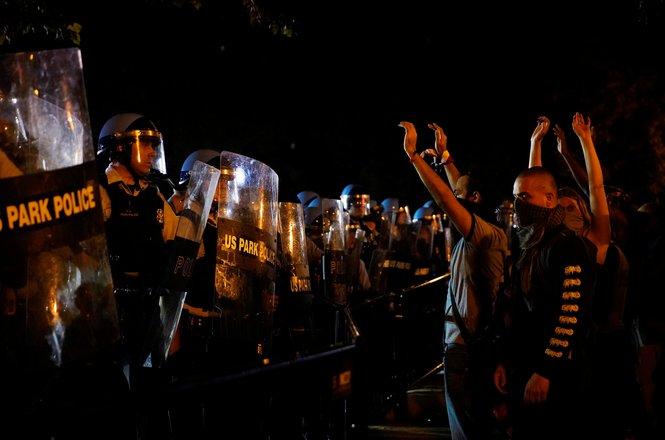 DC floyd protest 0530 _ Dize