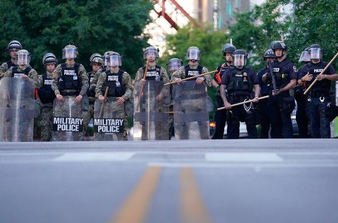 Protest Louisville 05-31