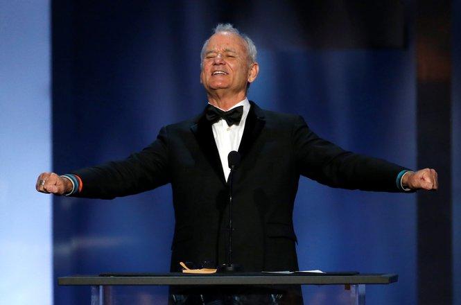Bill Murray at 46th AFI Life Achievement Award
