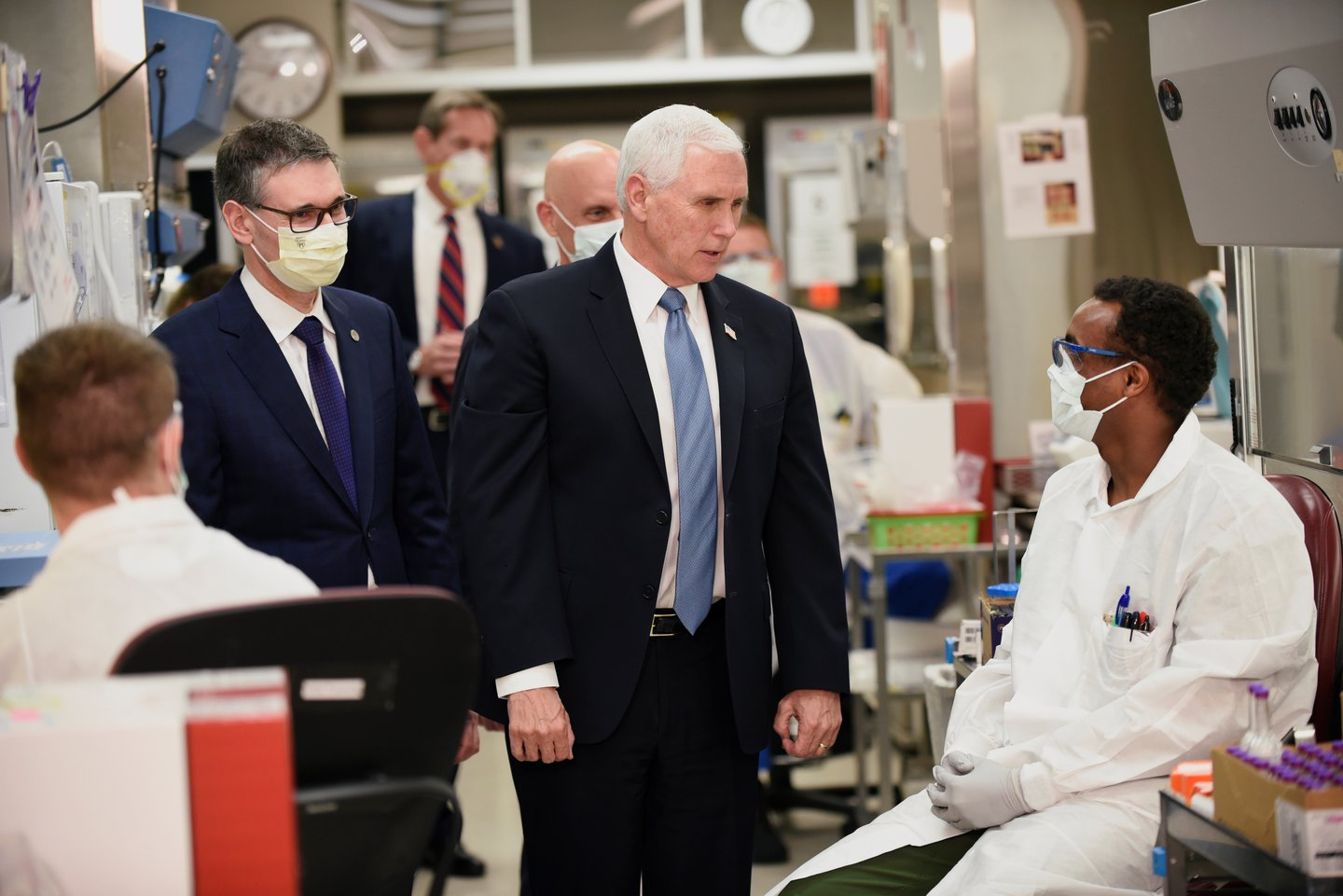 Pence VOA_chilling