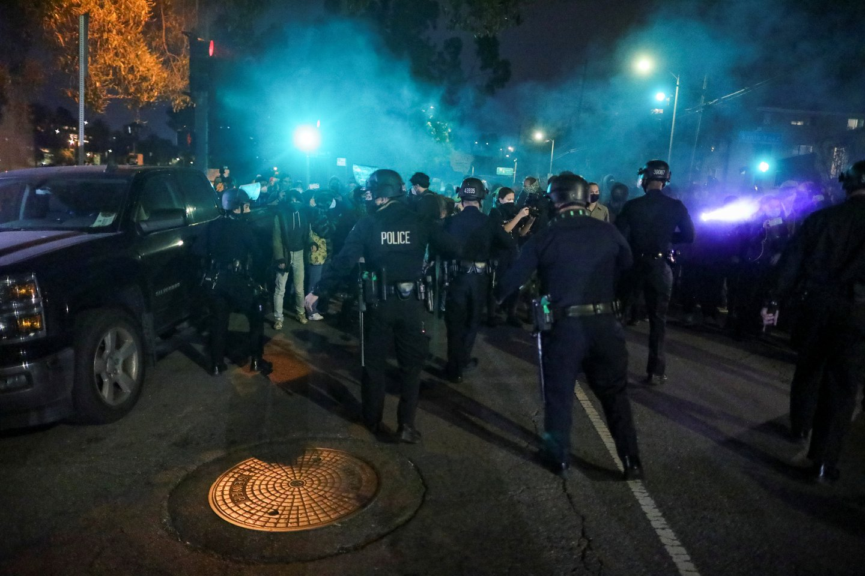 LA_Echo Park_Beckner-Carmitchel_arrest_032521.JPG