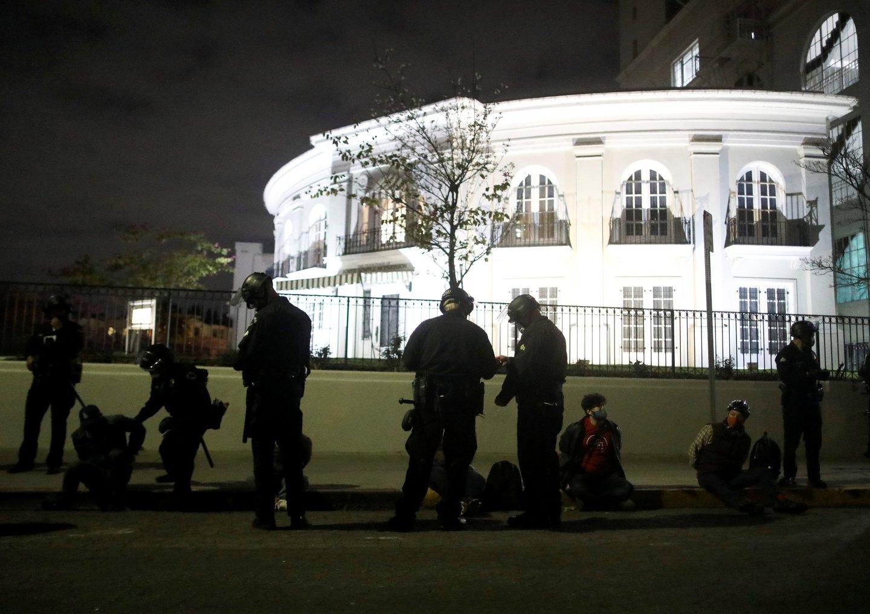 LA Echo Park_Queally_arrest_032521.JPG