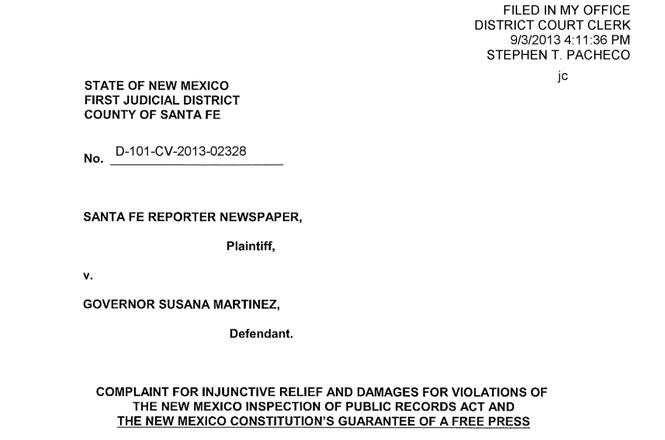 Santa Fe Reporter_denial
