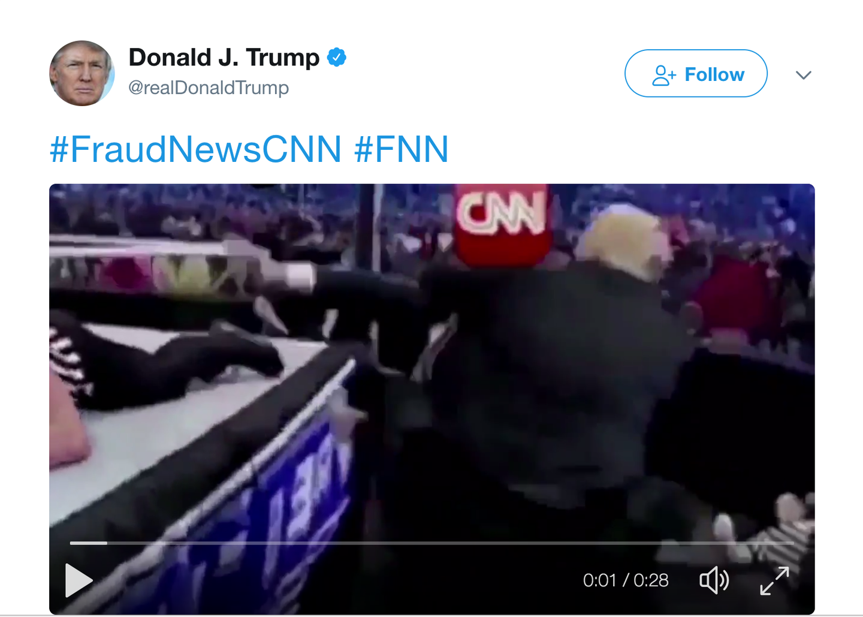 Trump CNN tweet 2