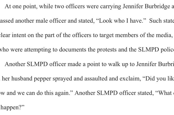 Jennifer Burbridge excerpt