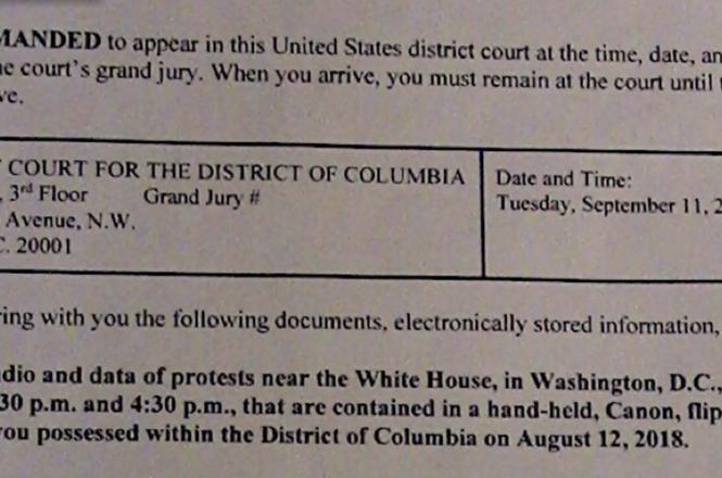 Luke Kuhn subpoena excerpt