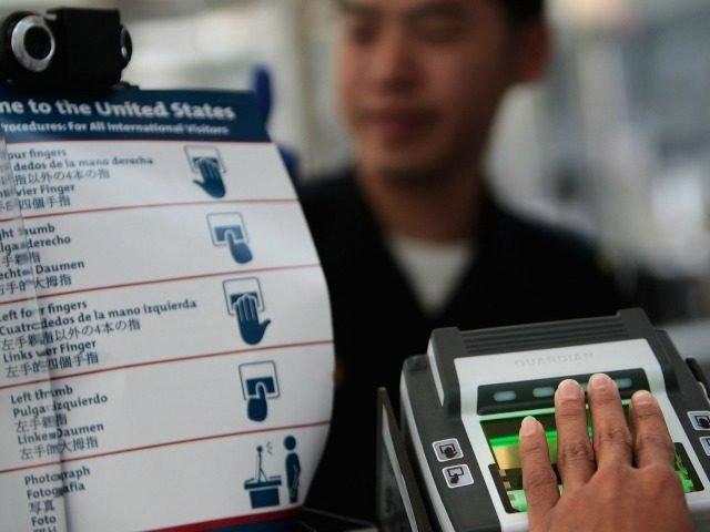 US border control customs